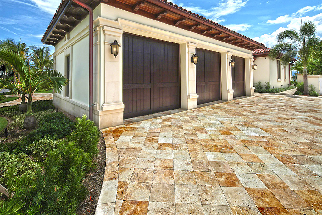 Apex Pavers and Pools | Paver Driveway