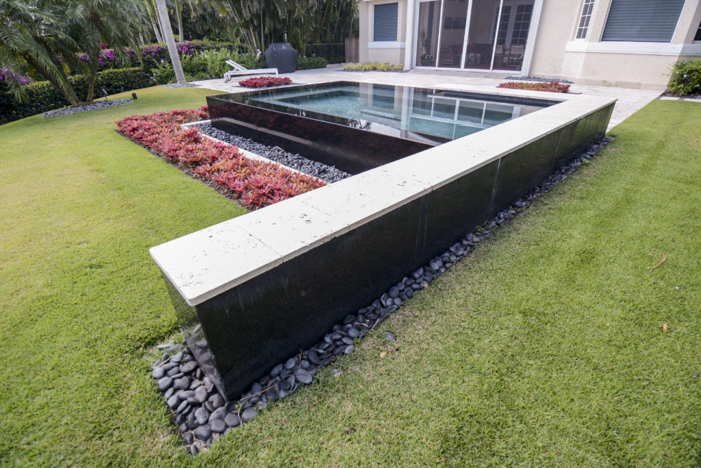 Swimming Pools In Palm Beach FL Archives Apex Pavers And Pools Cool Infinity Pool Backyard Minimalist